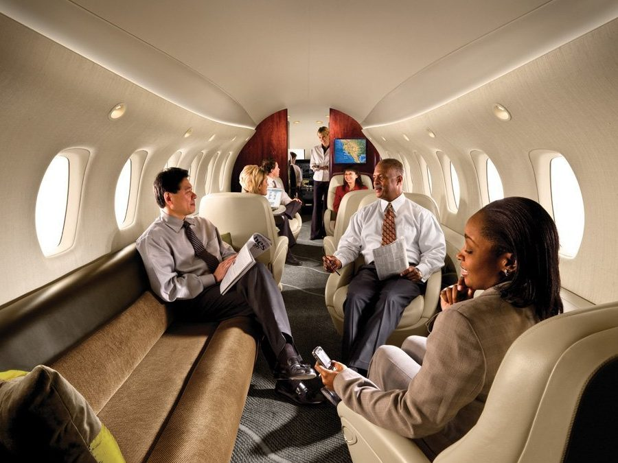 PRIVATE JETS ARE MORE ACCESSIBLE  AND AFFORDABLE.